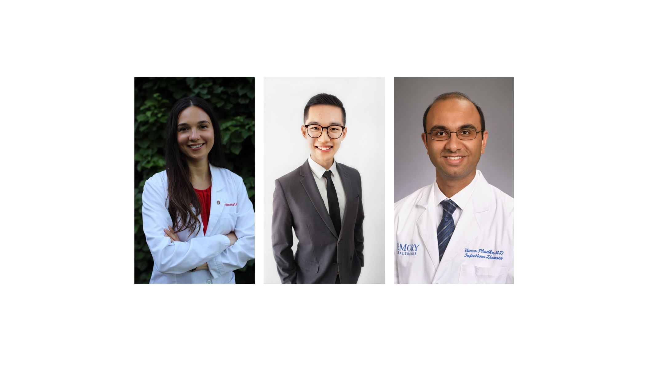 Episode 126: Human Dx Unknown with Arsalan & medical students, Alec and Fran – vision loss